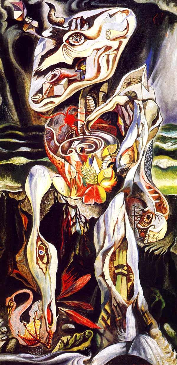 Surrealism Masson