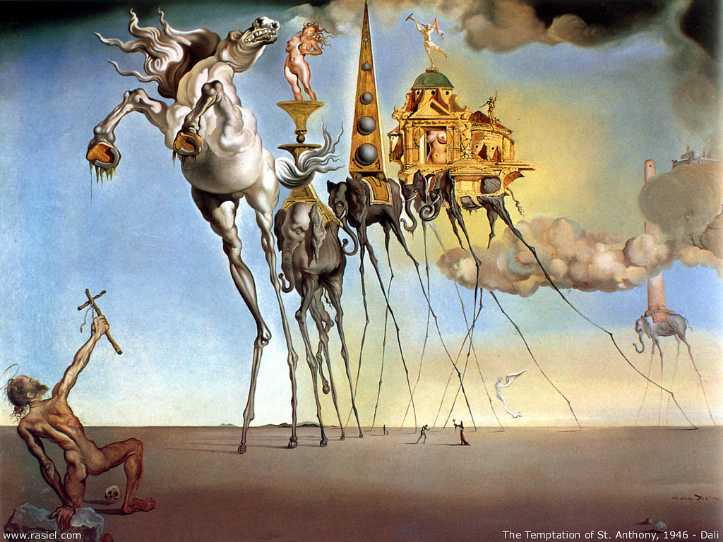 Surrealismo Dalí