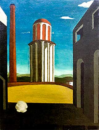 Surrealism Chirico