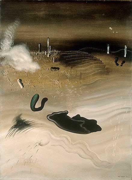 Surrealism Tanguy