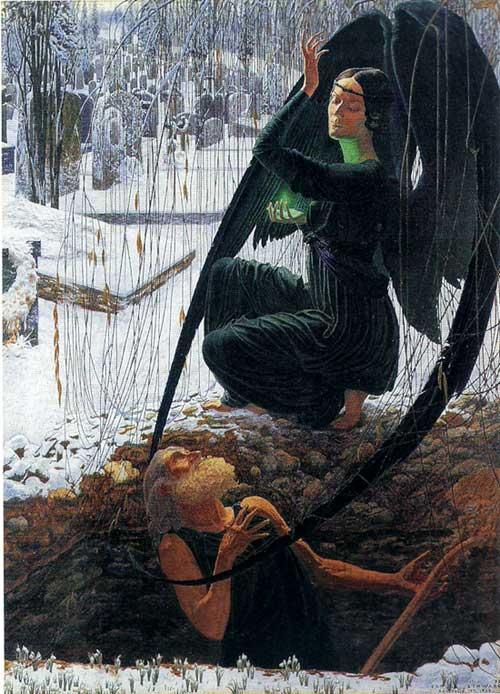 Muerte del sepulturero