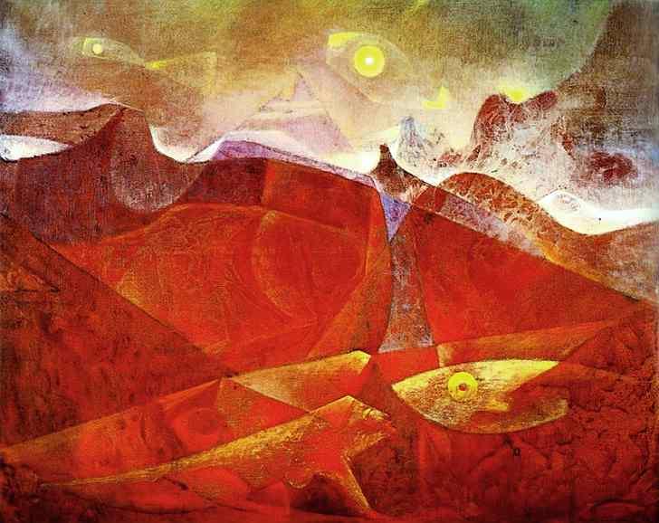 Pintura Max Ernst