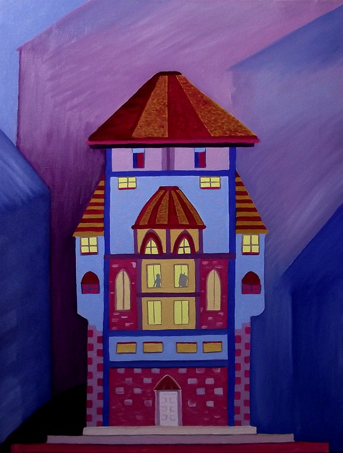 La casa de ciudad