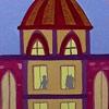 Pintura La casa de ciudad