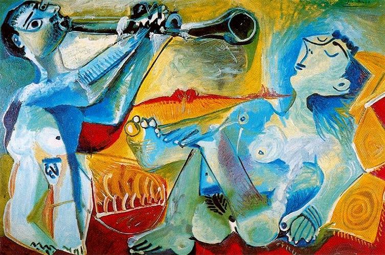Amanecer de Picasso