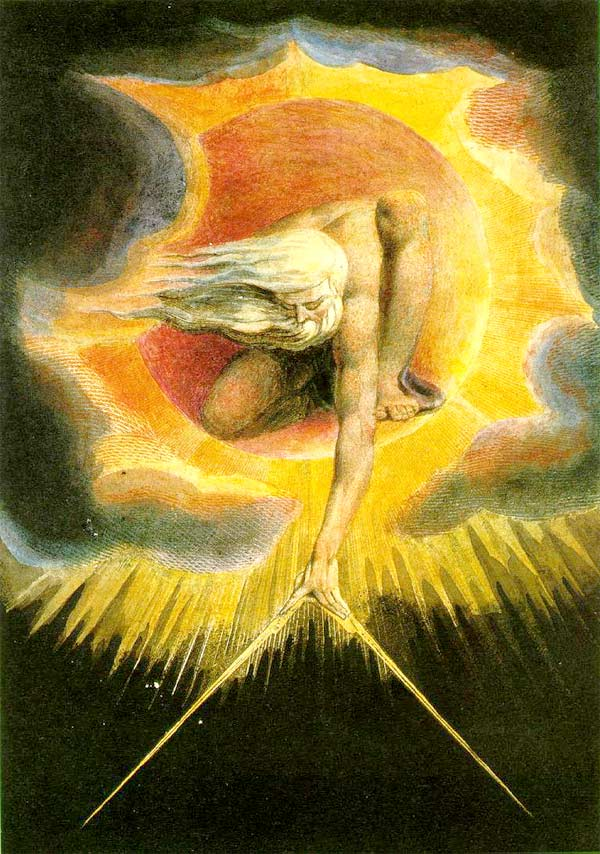 El Sol en la Creación de William Blake