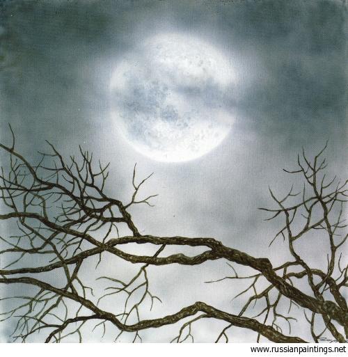 Luna de Luis Royo