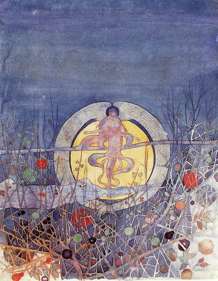Rennie Mackintosh, Luna de Septiembre