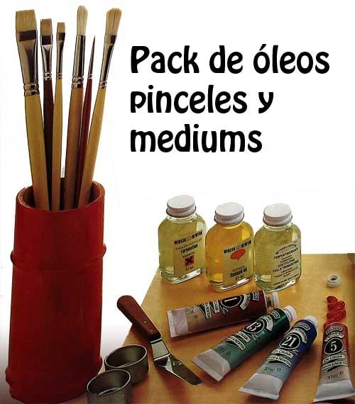 Pack De Pintura Para Empezar A Pintar Al óleo Pintura Y Artistas
