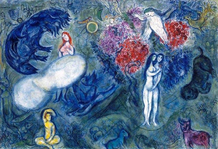 Paraíso de Chagall