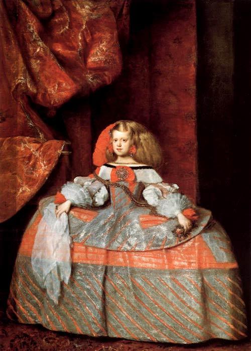 Menina de Velazquez