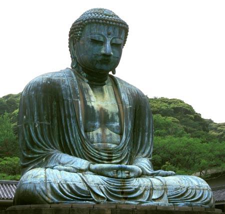 Gran Buda de piedra