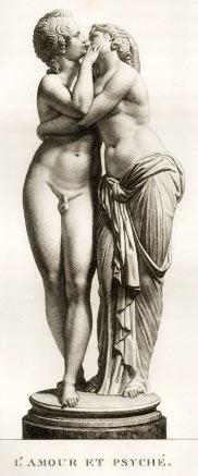 Amor y Psyque de Pierre Bouillon