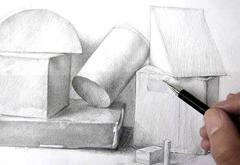 Dibujar el volumen