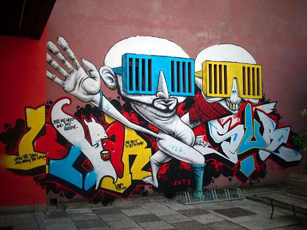 Portal web de Grafitis - Grafitti.org