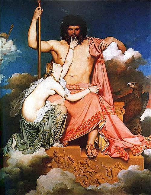 Júpiter de Ingres