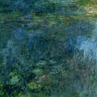 Transparencias del Aguas, Monet