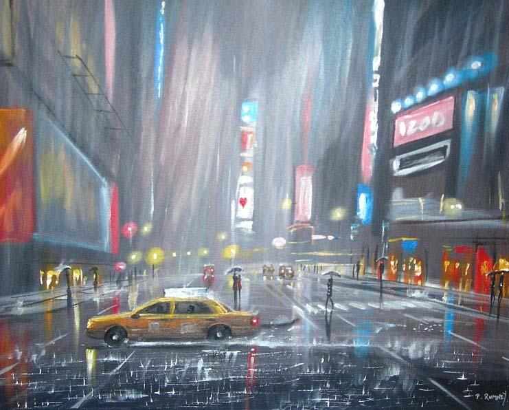Lluvia sobre Nueva York, Rumney