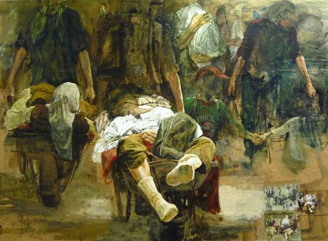 Heridos, Safet Zec