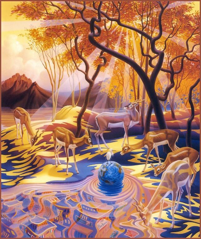 Pintura de Ilene Meyer