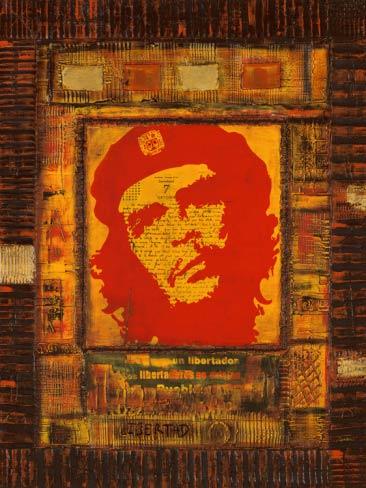 Che Guevara como símbolod de libertad