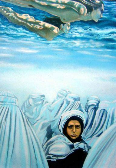 Pintura de Martín Perez Irusta