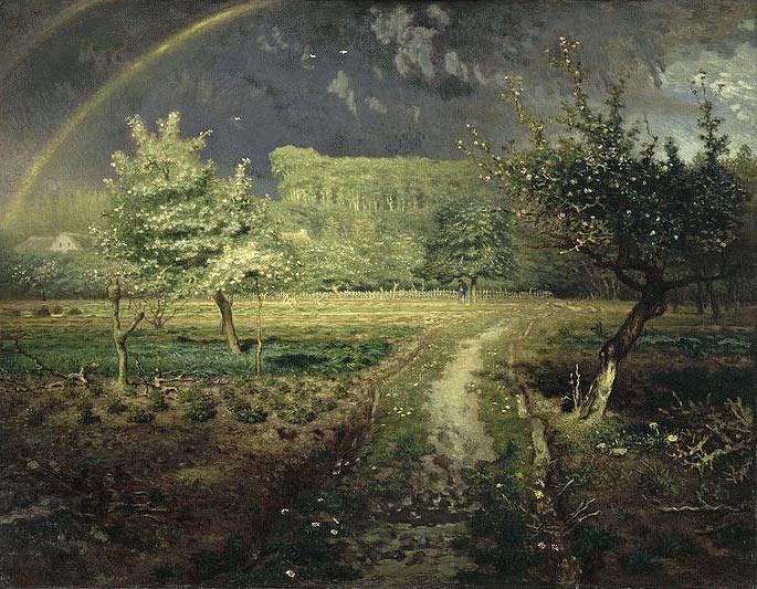 Primavera de Jean-François Millet