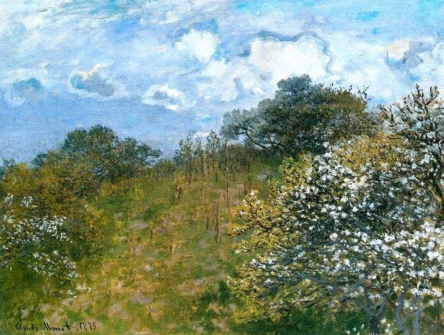 Primavera de Monet