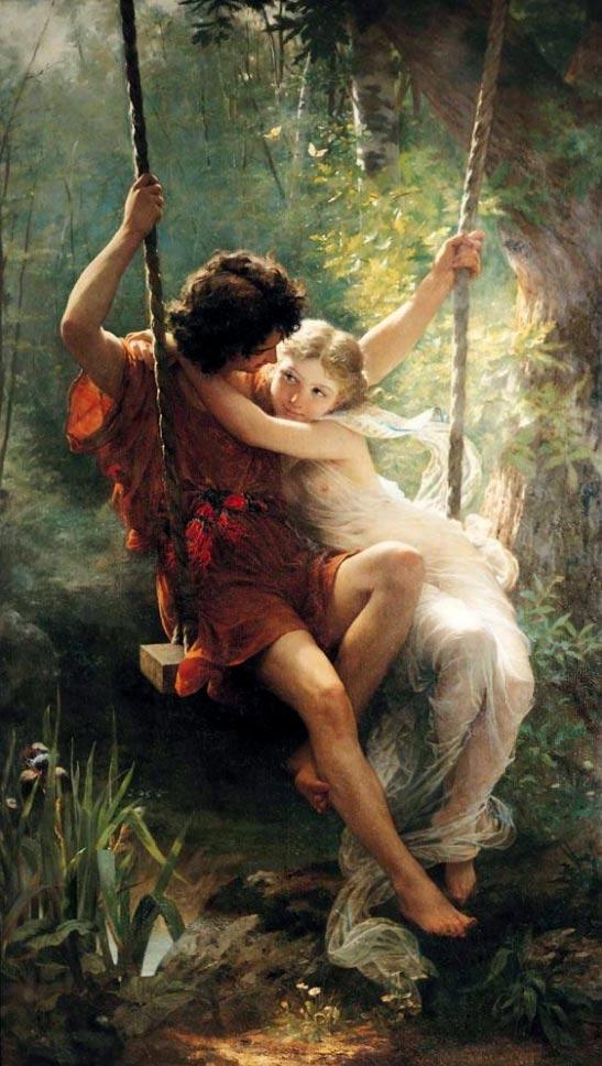 Primavera de Pierre-Auguste Cot