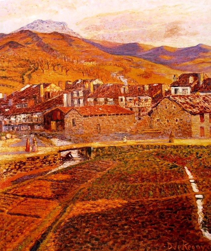 España pintada por Regoyos