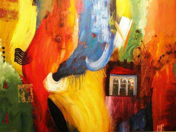 Rebelión del color, de Rita Ibrahim