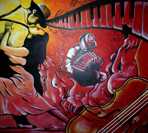Tango y bohemia