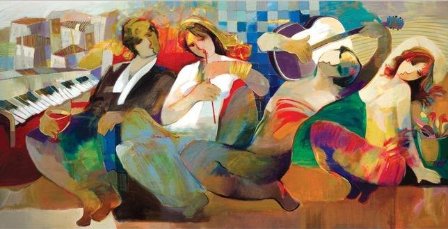 Hessam Abrishami - Special evening