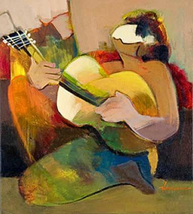 Hessam Abrishami Silent melody