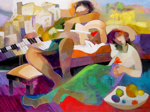 Hessam Abrishami - Spring dream