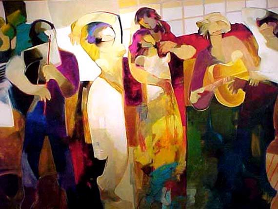 Hessam Abrishami - Celebración de vida