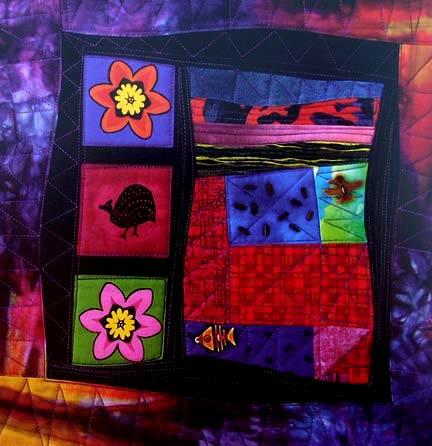 Diseño  patchwork