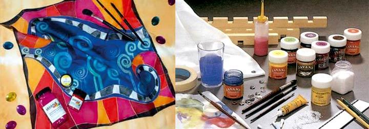 Tecnicas Para Pintar Sobre Seda Pintura Y Artistas