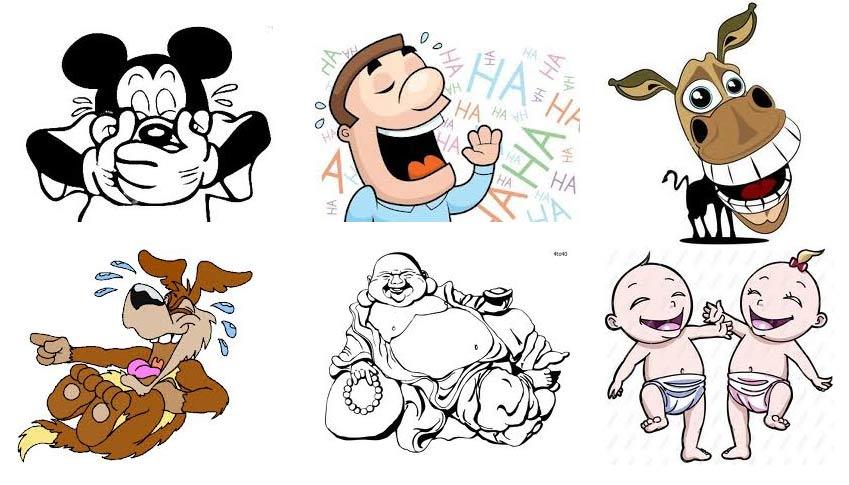 Dibujos para reír