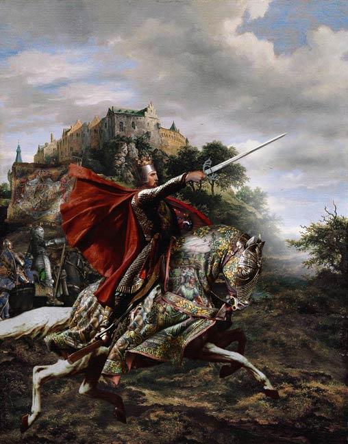 Pinturas de Howard David Johnson