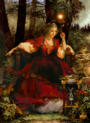 Queen Mab de Howard David Johnson