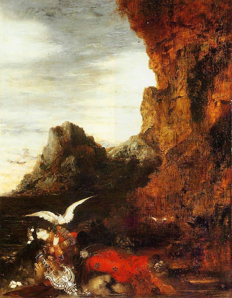 Pintura de Safo