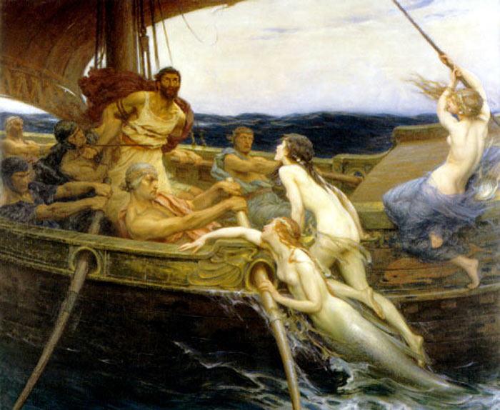 Sirenas Draper Herbert
