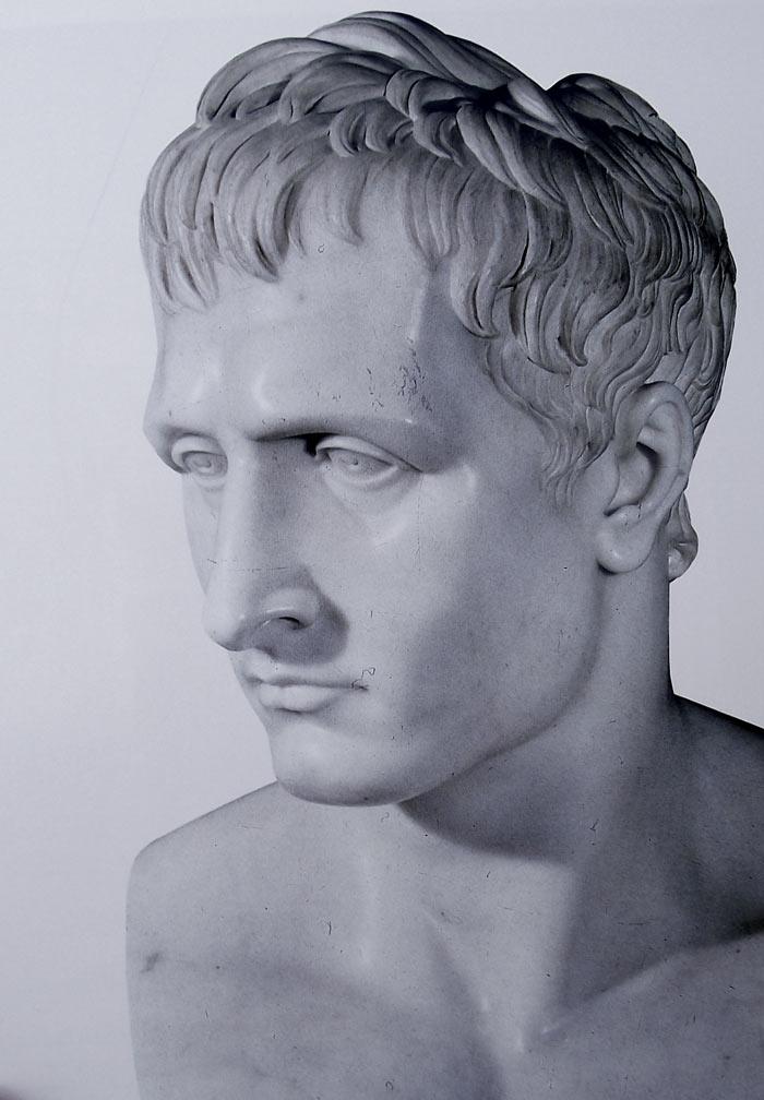 Busto de César
