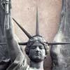 Fotos Gratis Estatua libertad y conocimiento