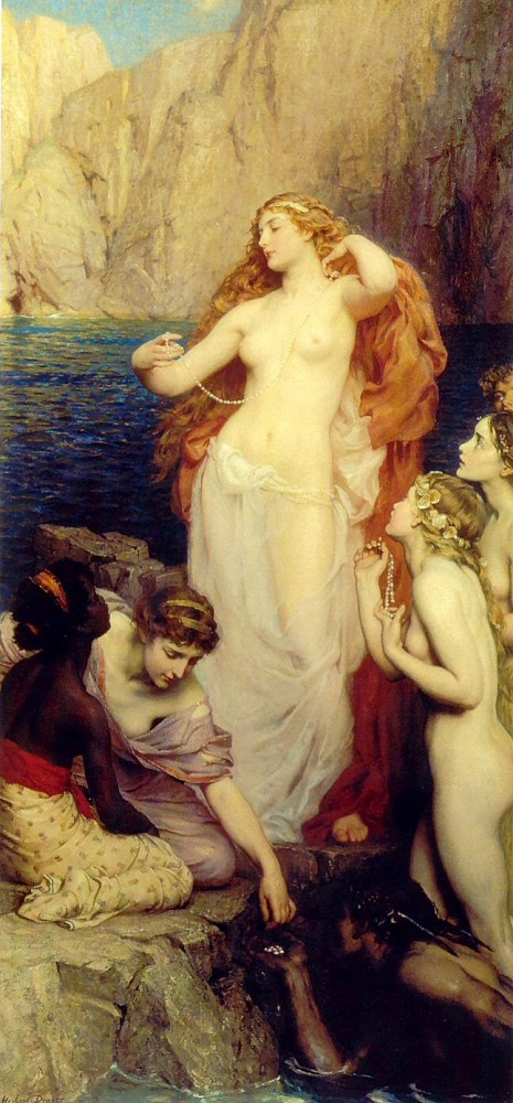 Las perlas de Afrodita