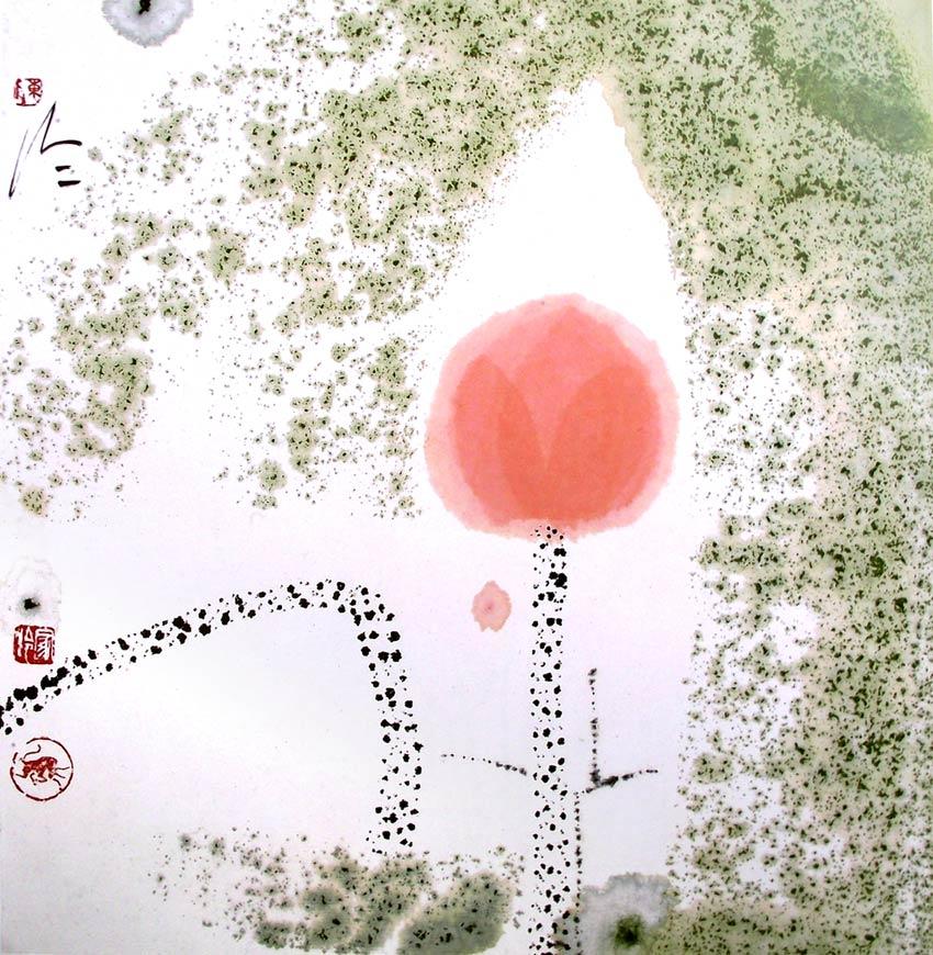 Flor 2. Chen Jialing