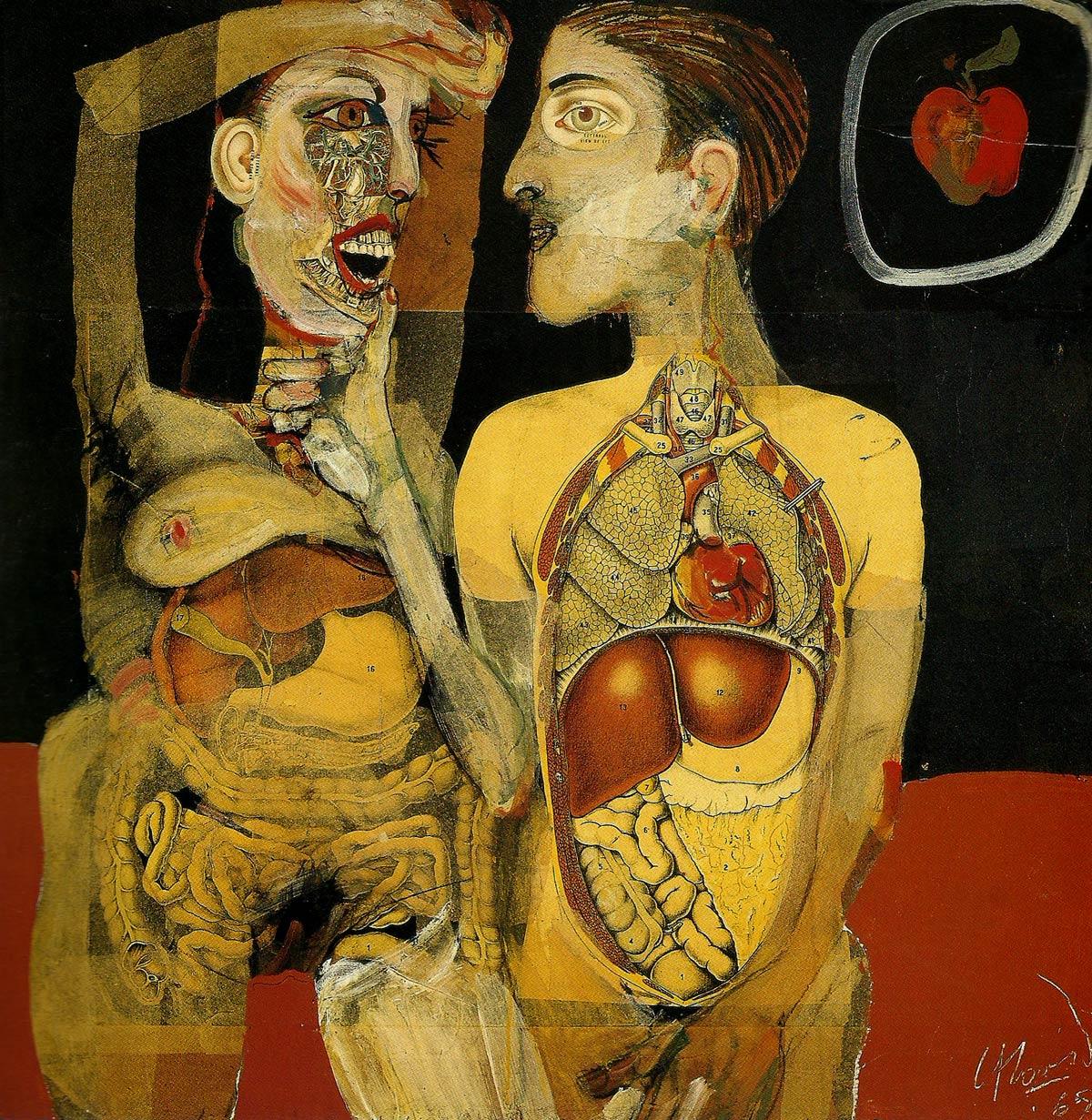 Pinturas de Carlos Alonso