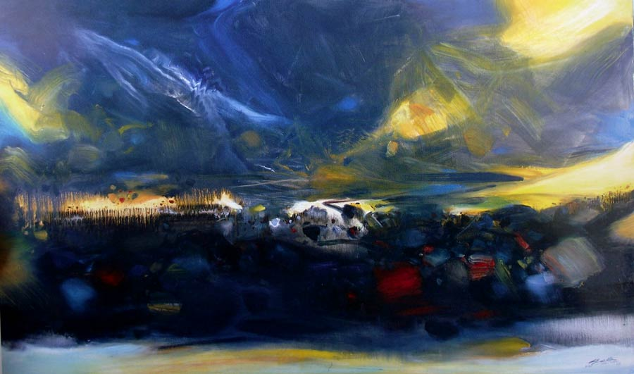 Más allá de la puesta del sol, Cu Teh Chun