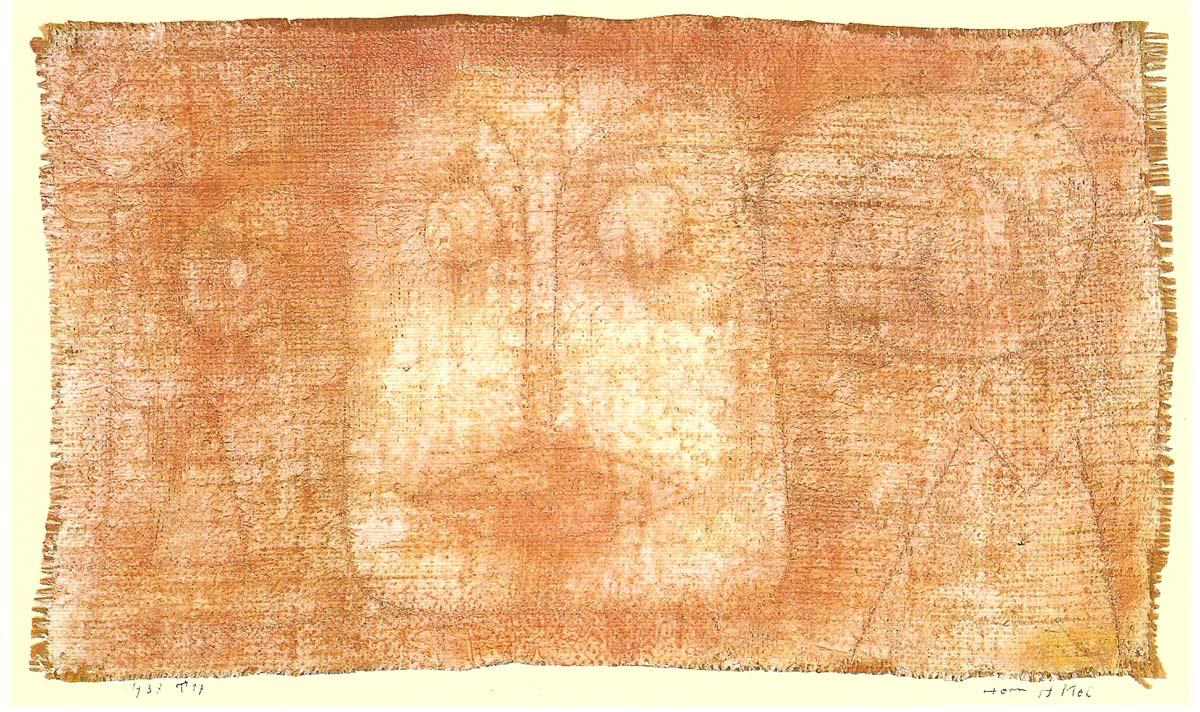 Pintura de Paul Klee